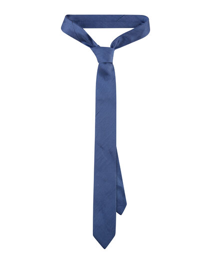 HEREN STRUCTURED TIE Blauw