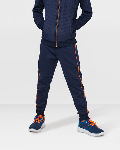 JONGENS RETRO SWEATPANTS Blauw