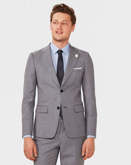 HEREN ULTRA SLIM FIT BLAZER WILSON Donkerblauw