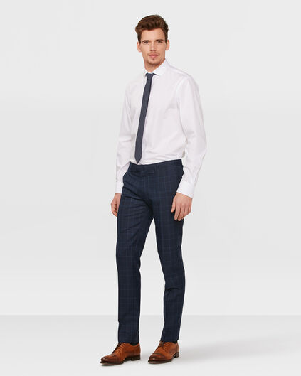 HEREN ULTRA SLIM FIT PANTALON AUSTIN Donkerblauw