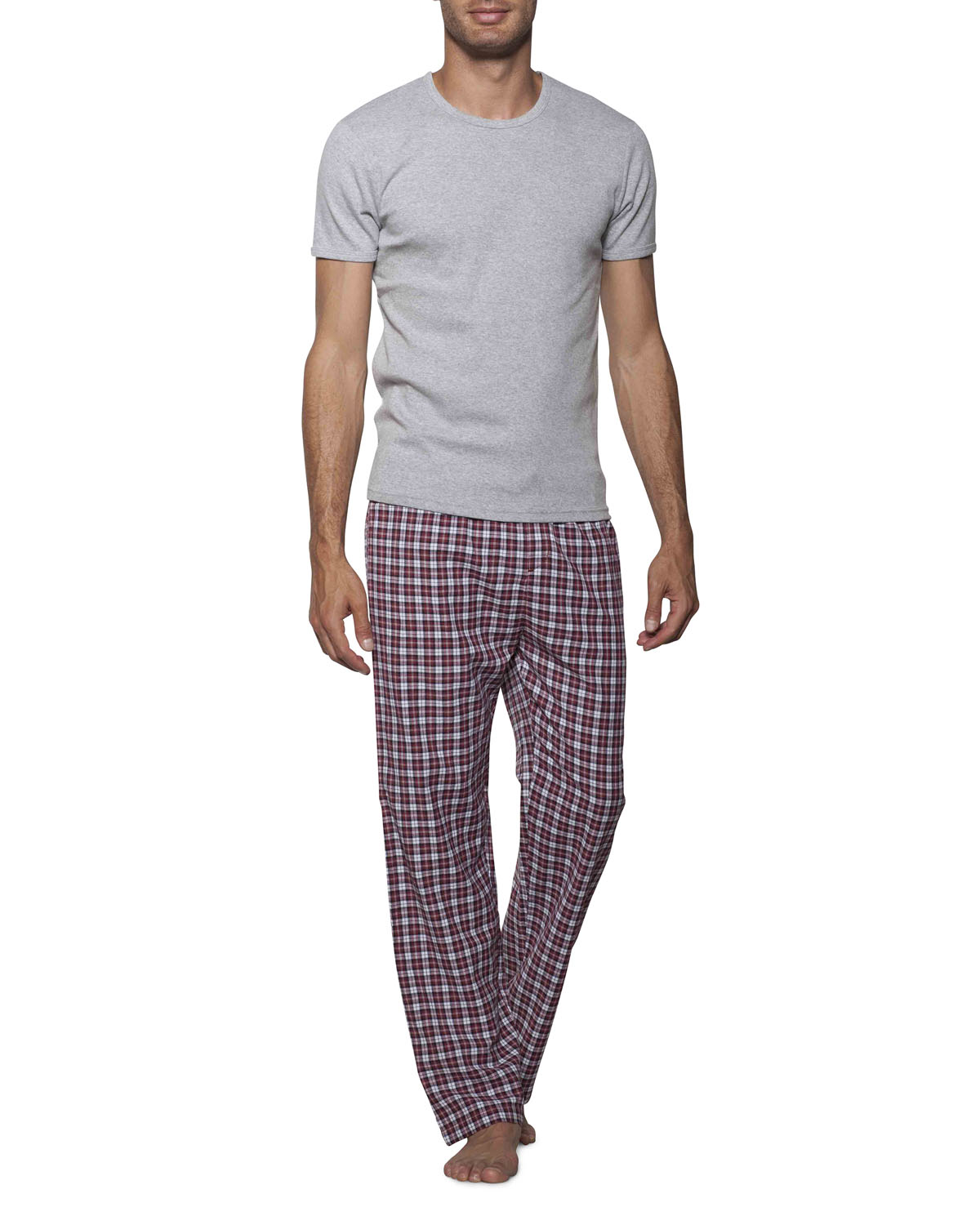pantalon de pyjama homme 78065406 we fashion. Black Bedroom Furniture Sets. Home Design Ideas