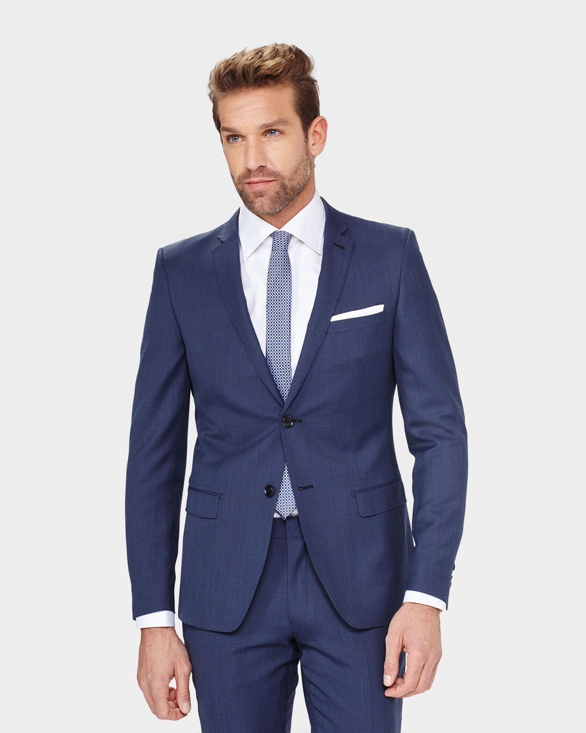SLIM FIT COSTUME HOMME MISSIMO