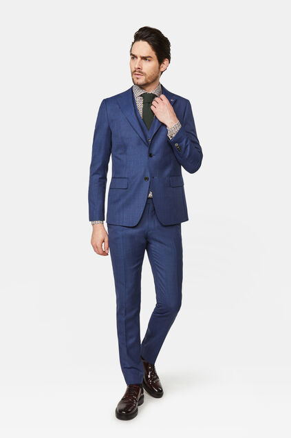 Costume slim fit homme