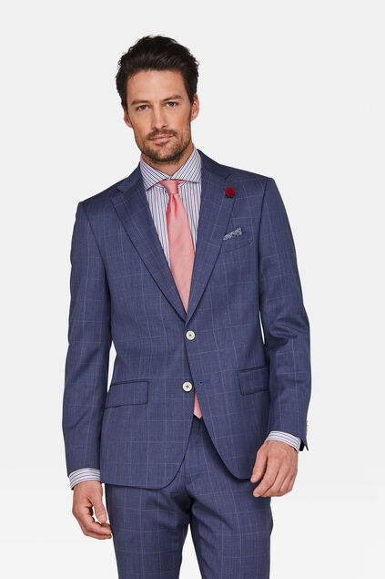 BLAZER SLIM FIT WESTVIEW HOMME Bleu