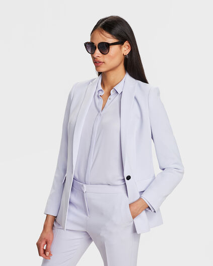 DAMES SLIM FIT BLAZER Lila