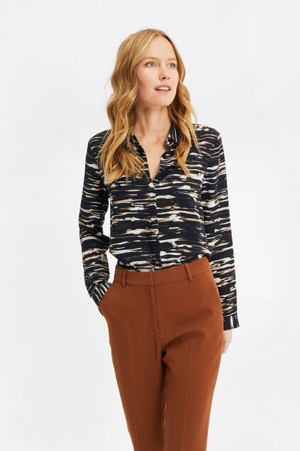 Dames blouse Multikleur