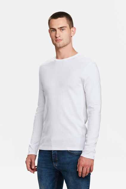 T-shirt fundamental Blanc
