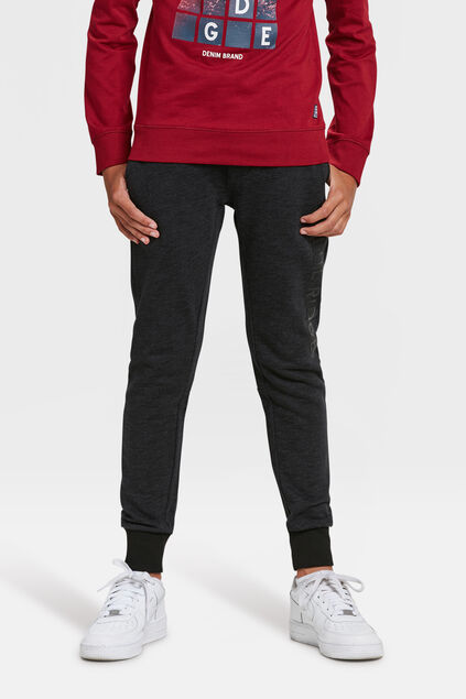 JONGENS BLUE RIDGE SWEATPANTS Zwart