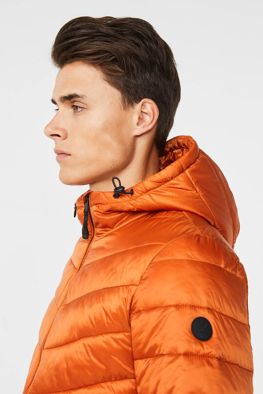 Heren light weight jacket Oranje
