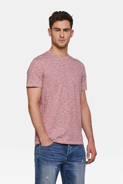 T-shirt homme Rouge