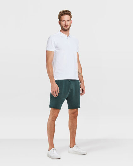 SWEAT-SHORT HOMME Vert mousse