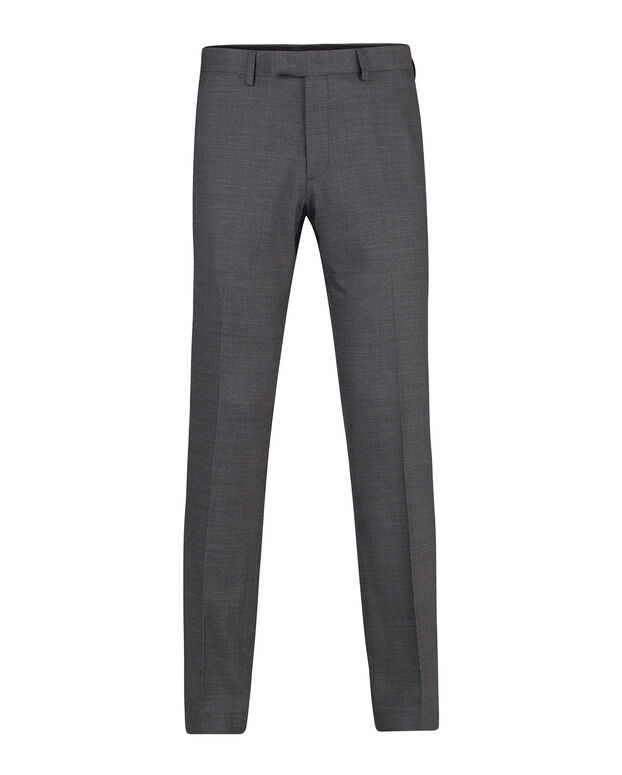 PANTALON REGULAR FIT BOSTON HOMME Gris foncé