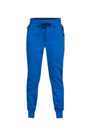Jongens sporty sweatpants_Jongens sporty sweatpants, Blauw