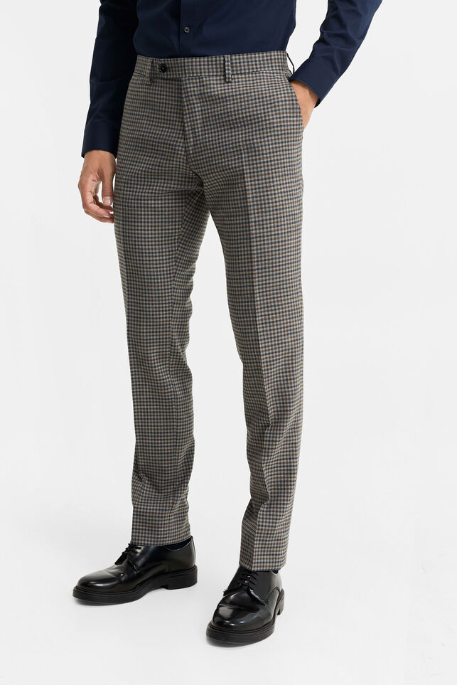 Pantalon slim fit Carey homme Gris