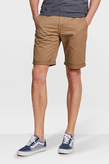 HEREN REGULAR FIT CHINO SHORT Bruin