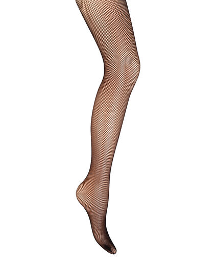 DAMES FISHNET TIGHTS Zwart