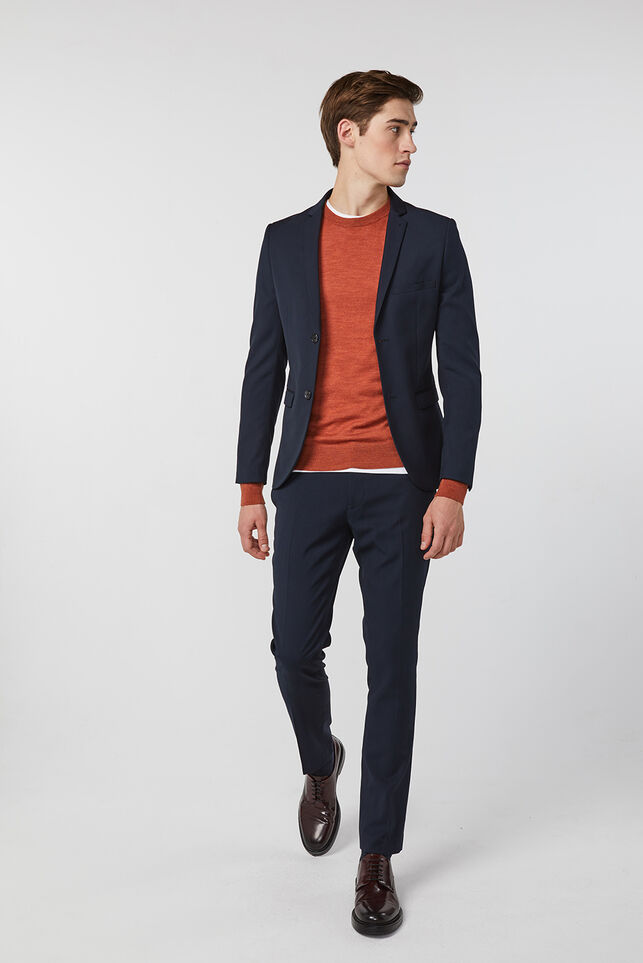 Costume homme skinny fit Dali