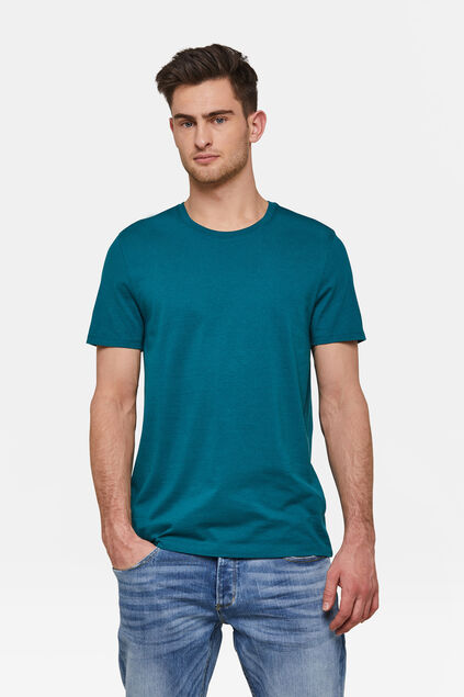HEREN T-SHIRT Petrol