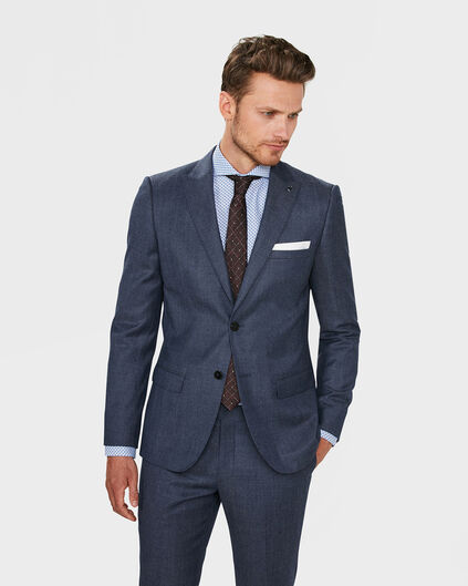 HEREN REGULAR FIT BLAZER BERLIN Donkerblauw