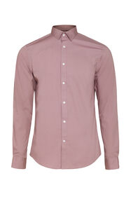 Chemise slim fit stretch homme_Chemise slim fit stretch homme, Vieux rose