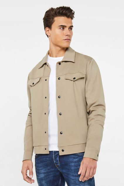 Heren jacket Beige