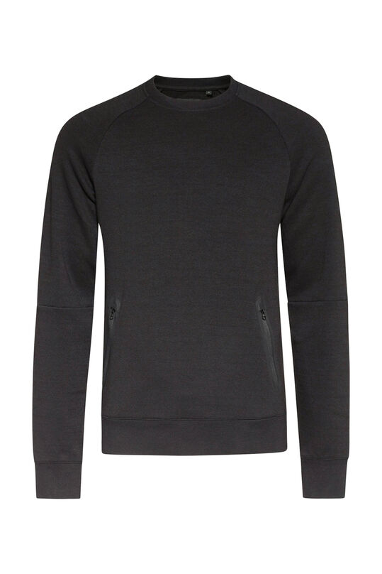 Heren sweater Zwart