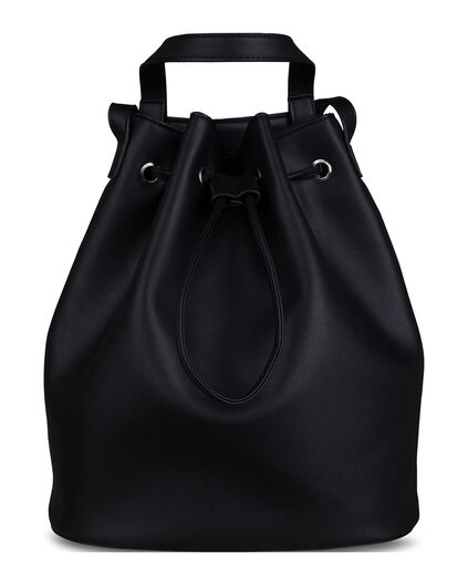 DAMES BUCKET BAG Zwart