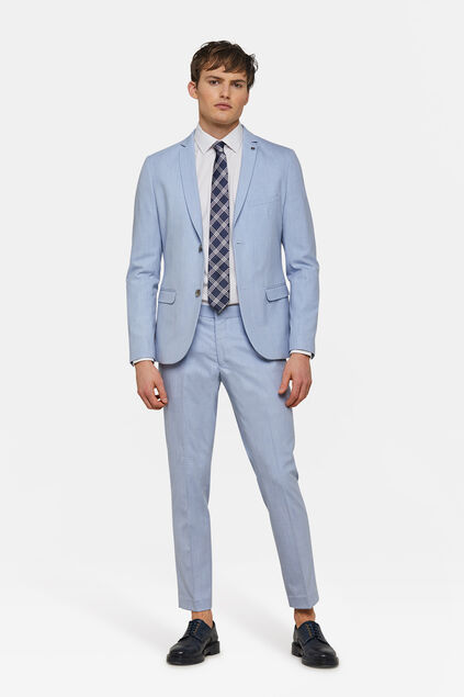 Costume skinny fit Dali homme