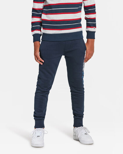 PANTALON SWEAT BLUE RIDGE GARÇON Bleu marine
