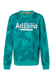 Jongens Arizona sweater, Groen