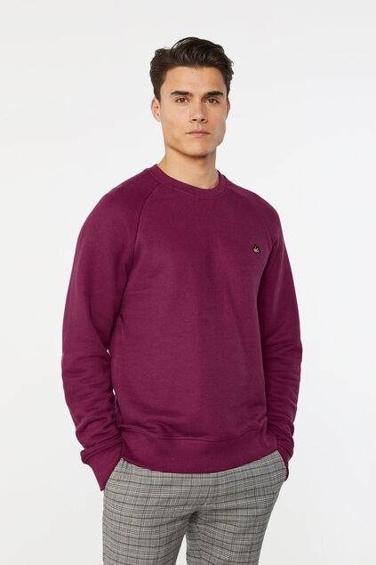 Sweat-shirt homme Violet