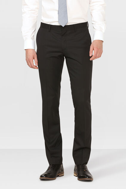 Heren slim fit pantalon, Tom Zwart