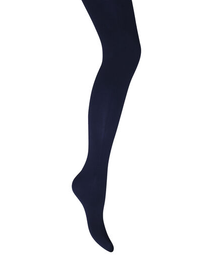 DAMES SUPER SOFT EXTRA STRETCH 60 DEN TIGHTS Donkerblauw