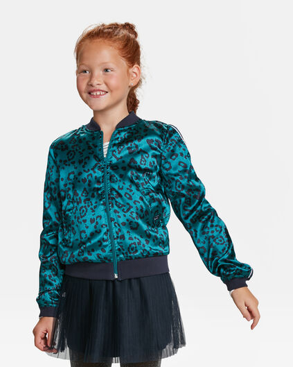 BLOUSON D'AVIATEUR PANTER PRINT FILLE l'Essence