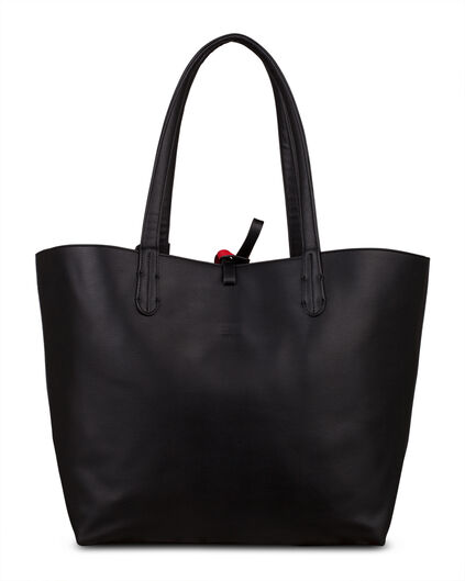 DAMES SHOPPER TAS Zwart