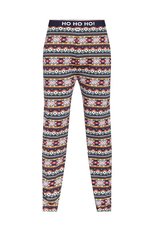 Pantalon lounge wear homme Multicolore