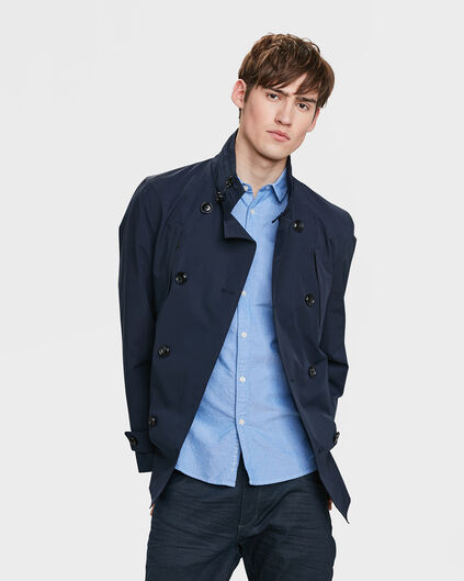 TRENCH-COAT CLASSIC HOMME Bleu marine