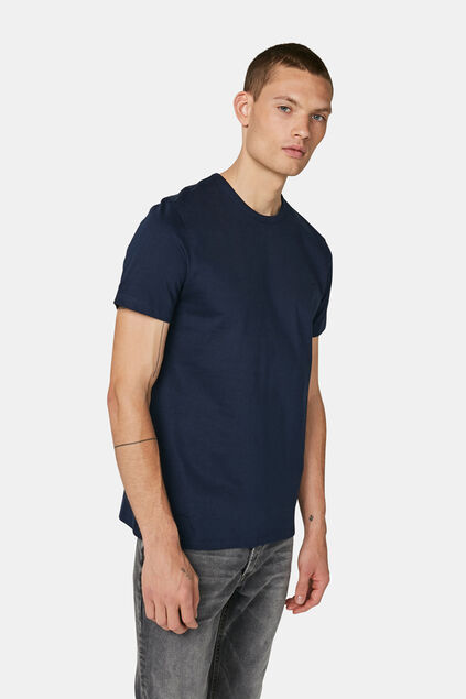 Heren Blue Ridge T-shirt Marineblauw
