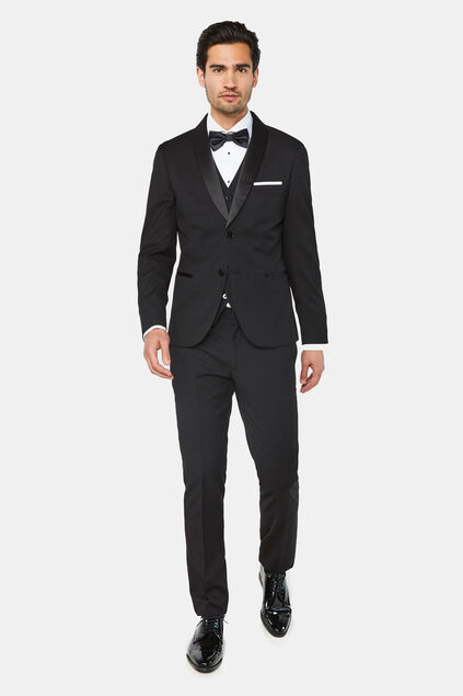 Smoking Costume 3 pièces homme slim fit