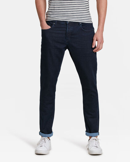 JOG DENIM SLIM TAPERED HOMME Indigo