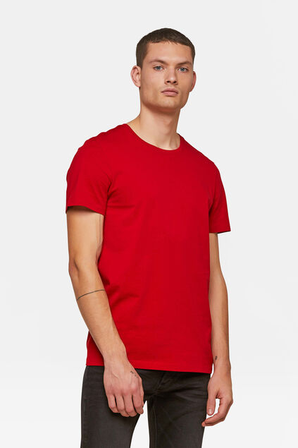HEREN T-SHIRT Rood