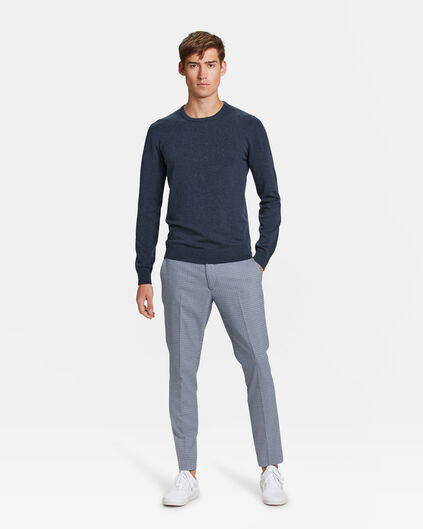 HEREN SLIM FIT PANTALON JAMEY Blauw