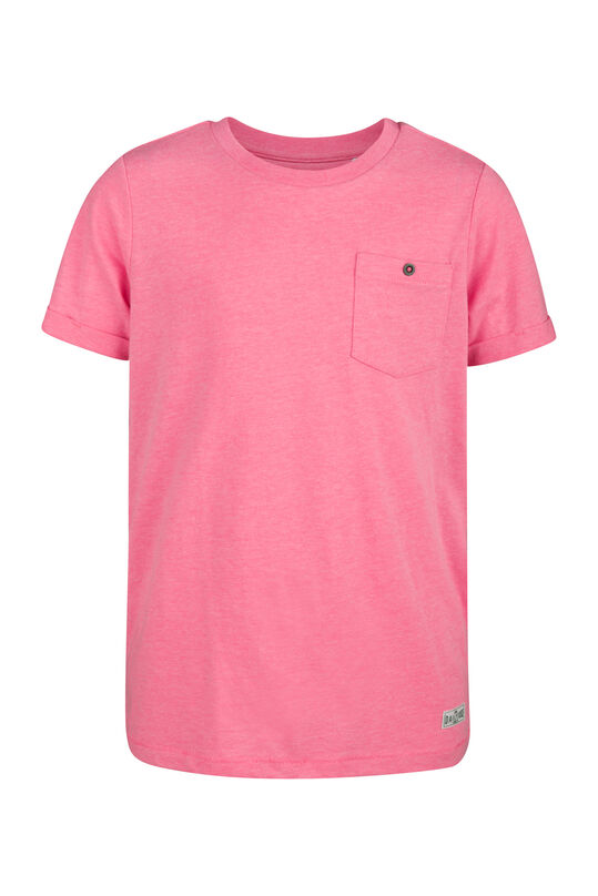 T-SHIRT ONE POCKET Rose