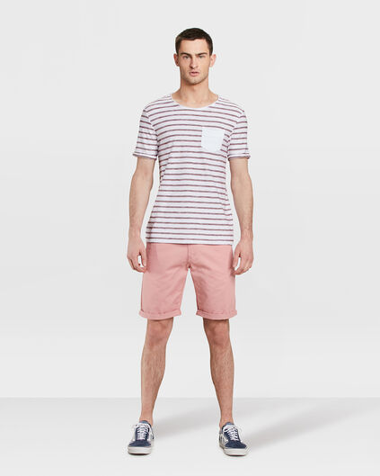 HERREN-REGULAR-FIT-SHORTS Rose