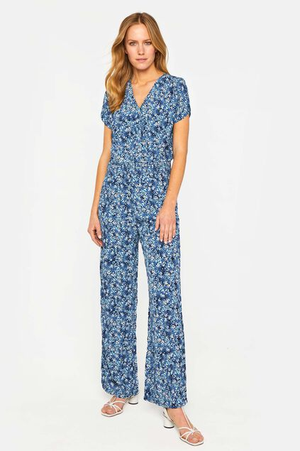 Dames jumpsuit met dessin All-over print