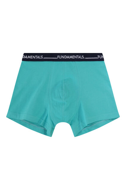 Boxers homme Turquoise
