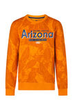 Sweat-shirt Arizona garçon, Jaune