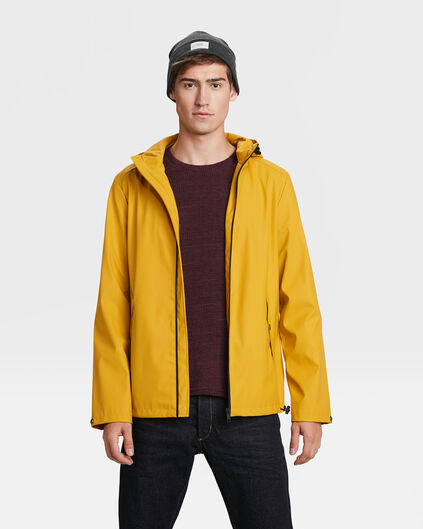IMPERMÉABLE REGULAR FIT HOMME Jaune