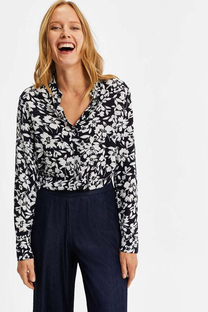 Dames louse met dessin All-over print