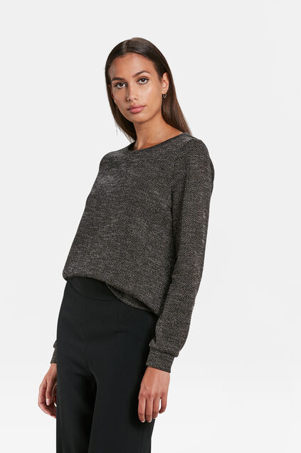 SWEAT-SHIRT FEMME Or